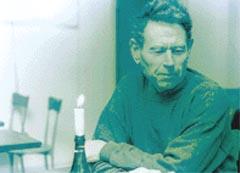 Pentti Linkola, meditative